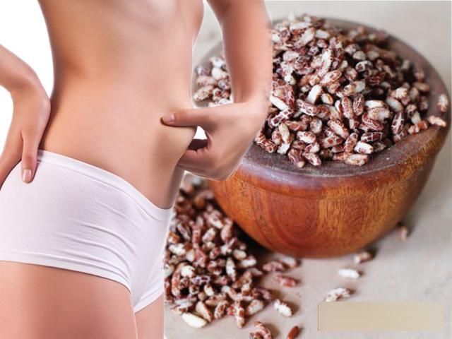 Gạo lứt giảm cân - phương pháp đang được sử dụng phổ biến nhất hiện nay