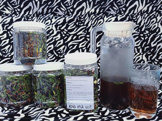 Trà gạo lứt rang - một trong những loại trà có tác dụng giảm cân an toàn nhất