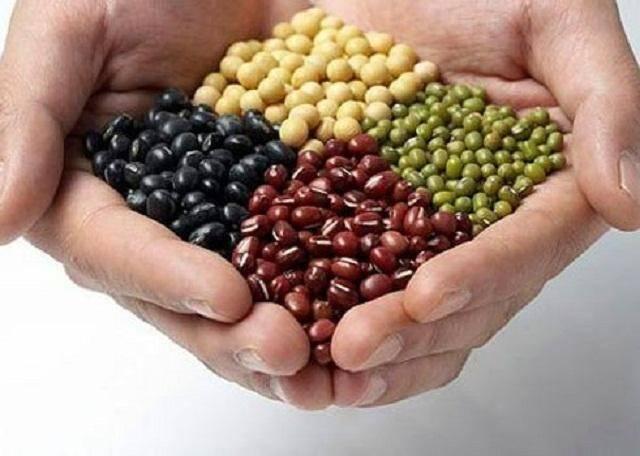 Bột giảm cân làm từ các loại đậu
