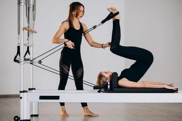 Pilates là phương pháp giúp giảm cân hiệu quả