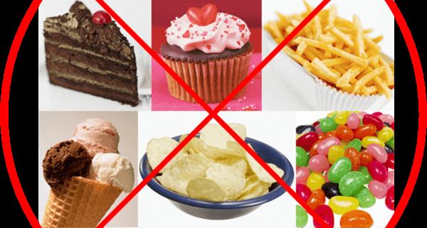 Để việc ăn chay giảm cân hiệu quả thì thực đơn nên chứa ít đường
