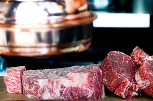 Bổ sung thịt bò vào chế độ ăn giảm mỡ bụng