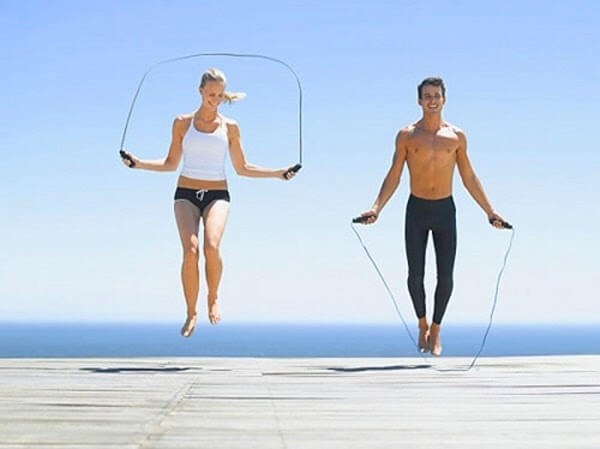 Nhảy dây có giảm cân không?