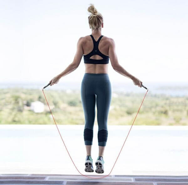 Nhảy dây giảm cân mang lại nhiều lợi ích tốt cho sức khỏe