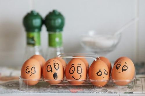 trứng gà bao nhiêu calo
