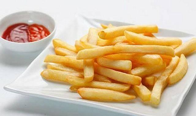 Ăn khoai tây chiên có béo không?