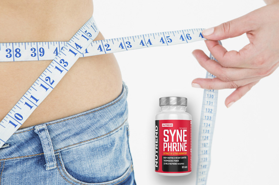 Cơ chế giảm cân của Synephrine