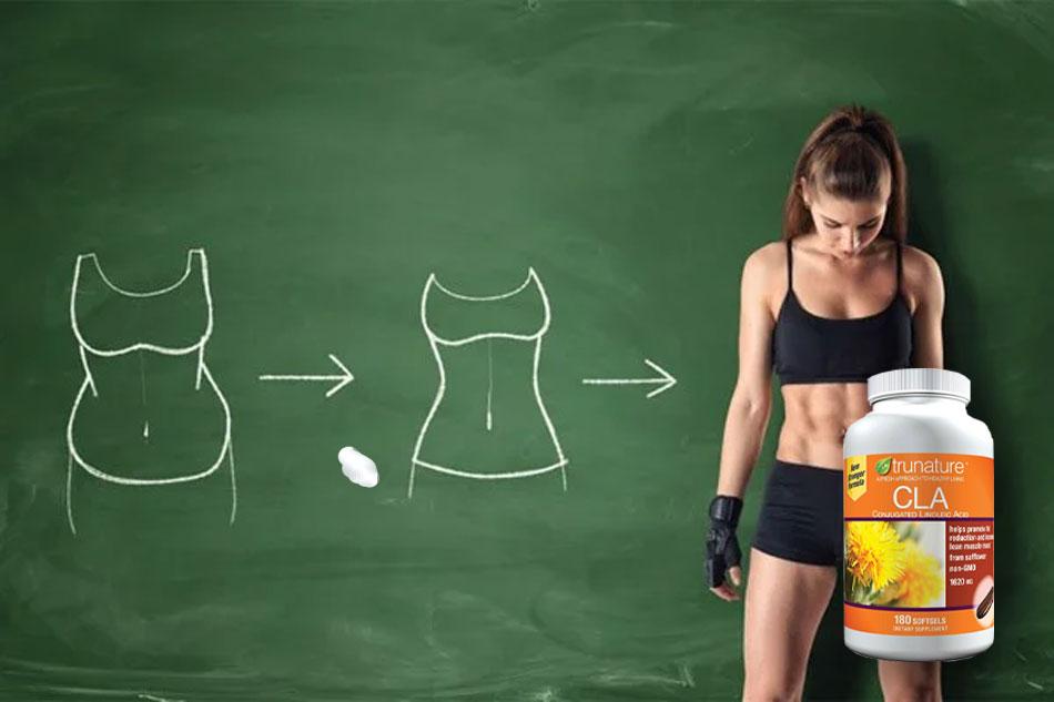 Viên uống giảm cân CLA có tốt không?